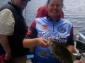 Smallmouth Bass Fishing on Lake of the Woods